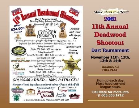 2021 Deadwood