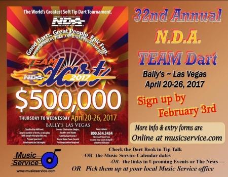 2017 NDA Team Dart