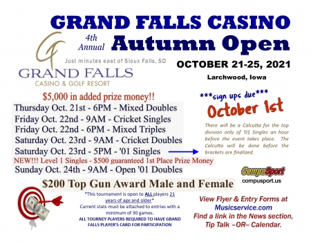 2021 Grand Falls