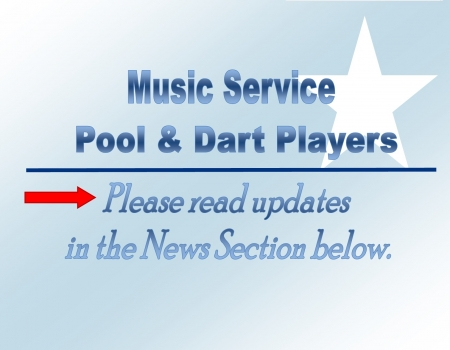 4.21.20 Music Service Pool & Dart Players Please Read