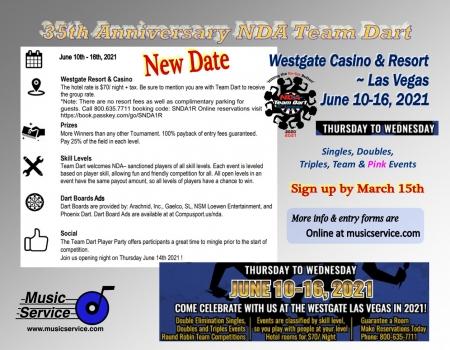 2020-21 new date for NDA Team & deadline