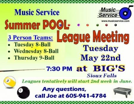 SF Summer Pool