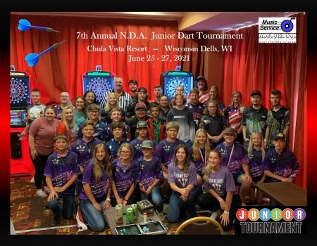 2021 Junior National NDA Darters
