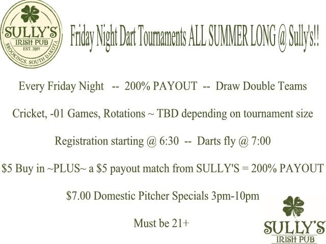 2018.5-18.Sullys Friday night dart tournaments.603-sfn